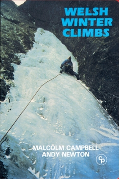 Cover of Welsh Winter Climbs