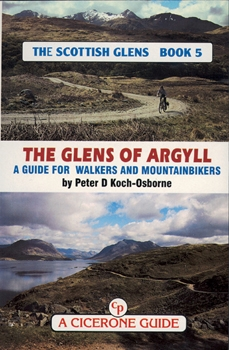 Cover of The Scottish Glens 5 – The Glens of Argyll