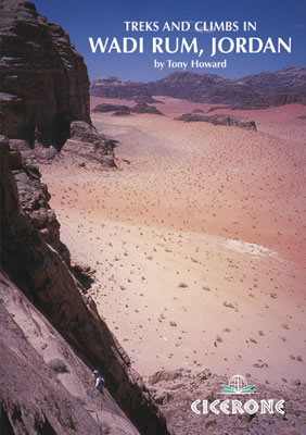 Cover of Treks and Climbs in Wadi Rum, Jordan