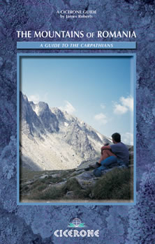 Cover of The Mountains of Romania