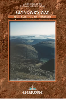 Cover of Glyndwr's Way