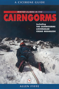 Cover of Winter Climbs in the Cairngorms