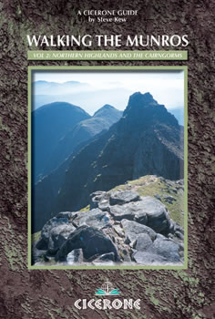 Cover of Walking the Munros Vol 2 – Northern Highlands and the Cairngorms