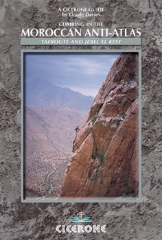 Cover of Climbing in the Moroccan Anti-Atlas