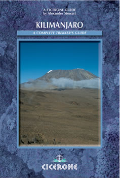 Cover of Kilimanjaro: A Complete Trekker's Guide