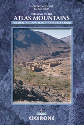 Cover of Trekking in the Atlas Mountains