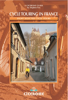 Cover of Cycle Touring in France