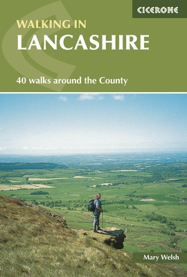 Cover of Walking in Lancashire
