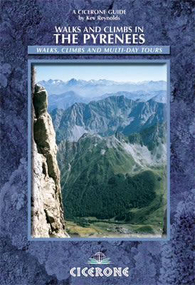 Cover of Walks and Climbs in the Pyrenees