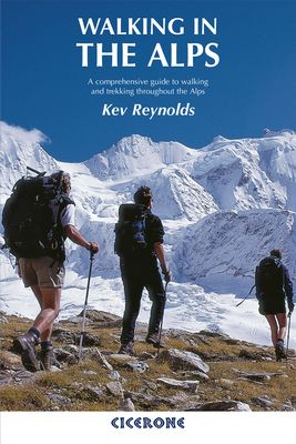 Cover of Walking in the Alps
