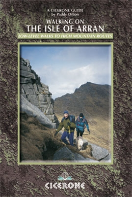 Cover of Walking on the Isle of Arran