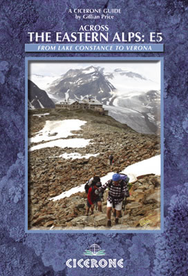 Cover of Across the Eastern Alps: E5