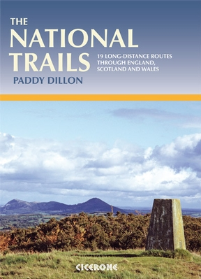 Cover of The National Trails