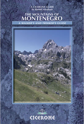 Cover of The Mountains of Montenegro
