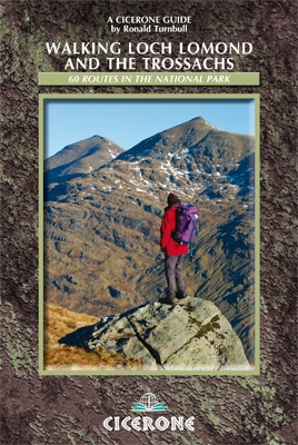 Cover of Walking Loch Lomond and the Trossachs