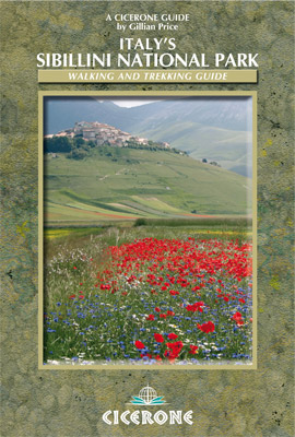 Cover of Italy's Sibillini National Park