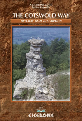Cover of The Cotswold Way
