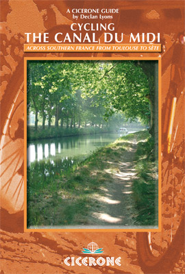 Cover of Cycling the Canal du Midi