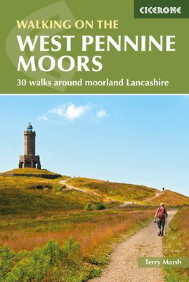 Cover of Walking on the West Pennine Moors