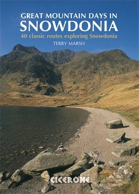 Cover of Great Mountain Days in Snowdonia
