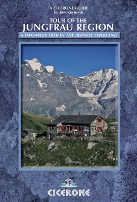 Cover of Tour of the Jungfrau Region