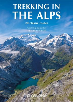 Cover of Trekking in the Alps