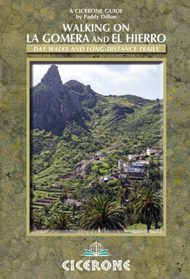 Cover of Walking on La Gomera and El Hierro