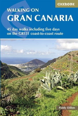 Cover of Walking on Gran Canaria
