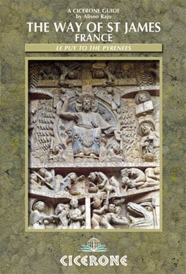Cover of The Way of St James - France