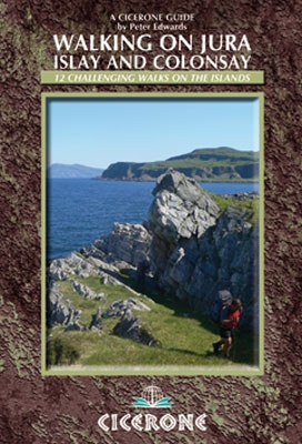 Cover of Walking on Jura, Islay and Colonsay
