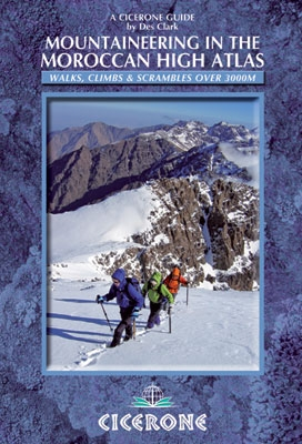 Cover of Mountaineering in the Moroccan High Atlas