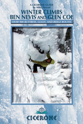 Cover of Winter Climbs Ben Nevis and Glen Coe