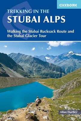 Cover of Trekking in the Stubai Alps