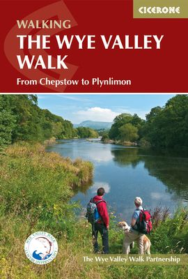 Cover of The Wye Valley Walk