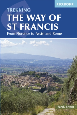 cicerone way of st francis guide