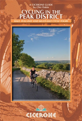 Cover of Cycling in the Peak District