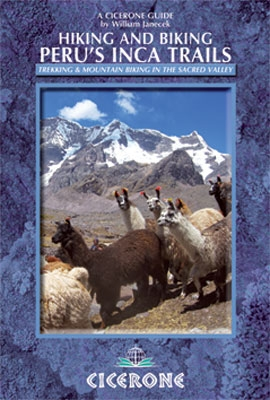 Cover of Hiking and Biking Peru's Inca Trails