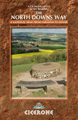 Cover of The North Downs Way