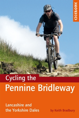 Cover of Cycling the Pennine Bridleway