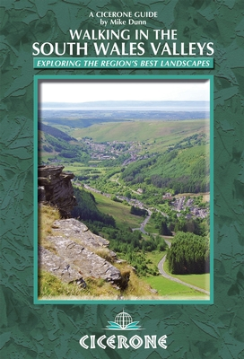 Cover of Walking in the South Wales Valleys