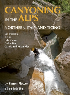 Cover of Canyoning in the Alps