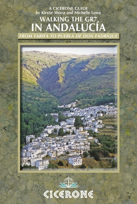 Cover of Walking the GR7 in Andalucia