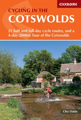 Cover of Cycling in the Cotswolds