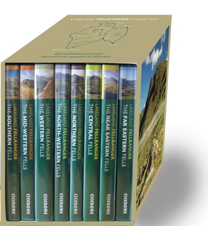 Lakeland Fellranger Box Set Collection