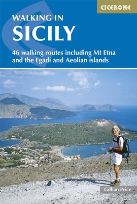 Cover of Walking in Sicily