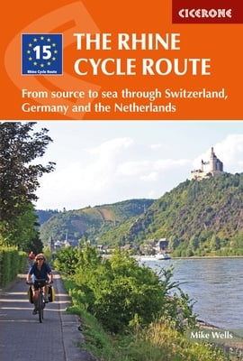 Cover of The Rhine Cycle Route