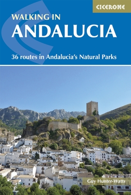 Cover of Walking in Andalucia