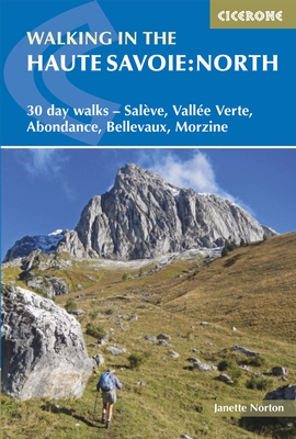 Cover of Walking in the Haute Savoie: North