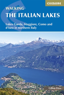 Cover of Walking the Italian Lakes