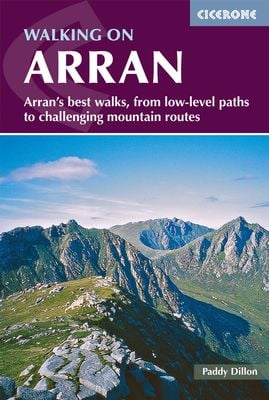 Cover of Walking on Arran